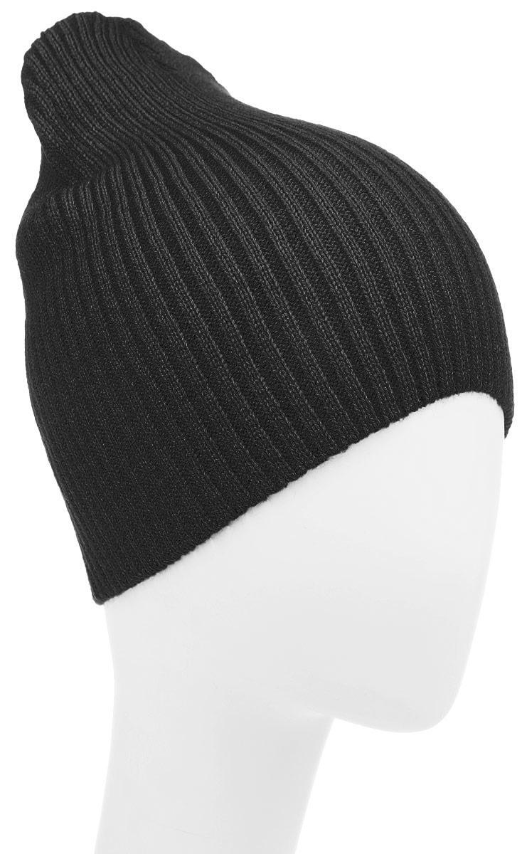 M032-22-1Стильная шапка для мальчика Concept идеально подойдет для прогулок в прохладное время года. Изготовленная из акрила с добавлением шерсти, она обладает хорошими дышащими свойствами и хорошо удерживает тепло. Оформлена модель в лаконичном стиле. Уважаемые клиенты! Размер, доступный для заказа, является обхватом головы ребенка.