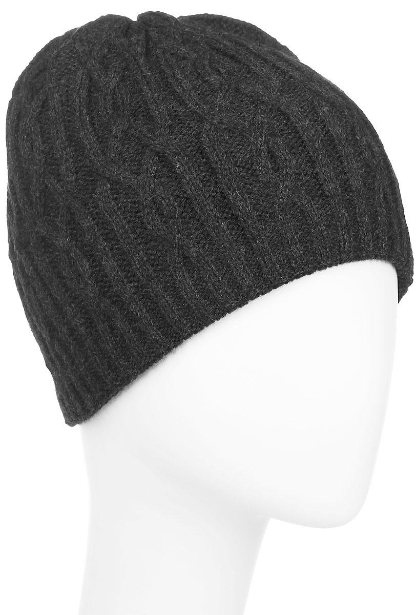 Шапка детскаяM040F-22-1Теплая шапка для мальчика Concept отлично дополнит ваш образ в холодную погоду. Изготовленная из акрила с добавлением шерсти, она необычайно мягкая и приятная на ощупь. Модель оформлена интересным вязаным узором. Уважаемые клиенты! Размер, доступный для заказа, является обхватом головы.
