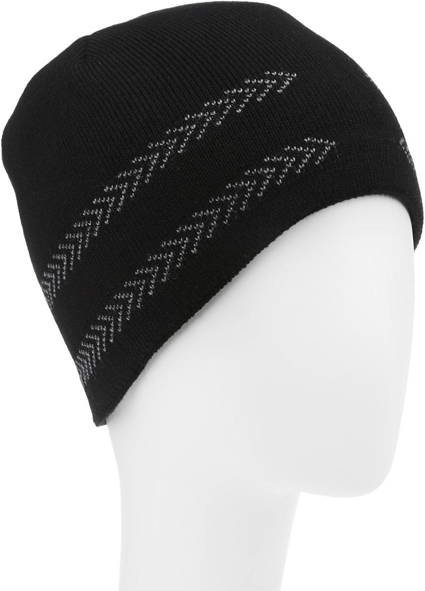 Шапка детскаяМ028-22-1Стильная вязаная шапка для мальчика Concept идеально подойдет для прогулок в прохладное время года. Изготовленная из шерсти и акрила, она обладает хорошими дышащими свойствами и хорошо удерживает тепло. Шапка декорирована интересным узором. Уважаемые клиенты! Размер, доступный для заказа, является обхватом головы ребенка.