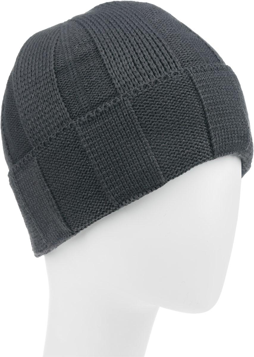 Пижон-22-1Стильная шапка для мальчика Concept идеально подойдет для прогулок в прохладное время года. Изготовленная из акрила с добавлением шерсти, она обладает хорошими дышащими свойствами и хорошо удерживает тепло. Шапка декорирована небольшой текстильной нашивкой и дополнена отворотом. Уважаемые клиенты! Размер, доступный для заказа, является обхватом головы ребенка.