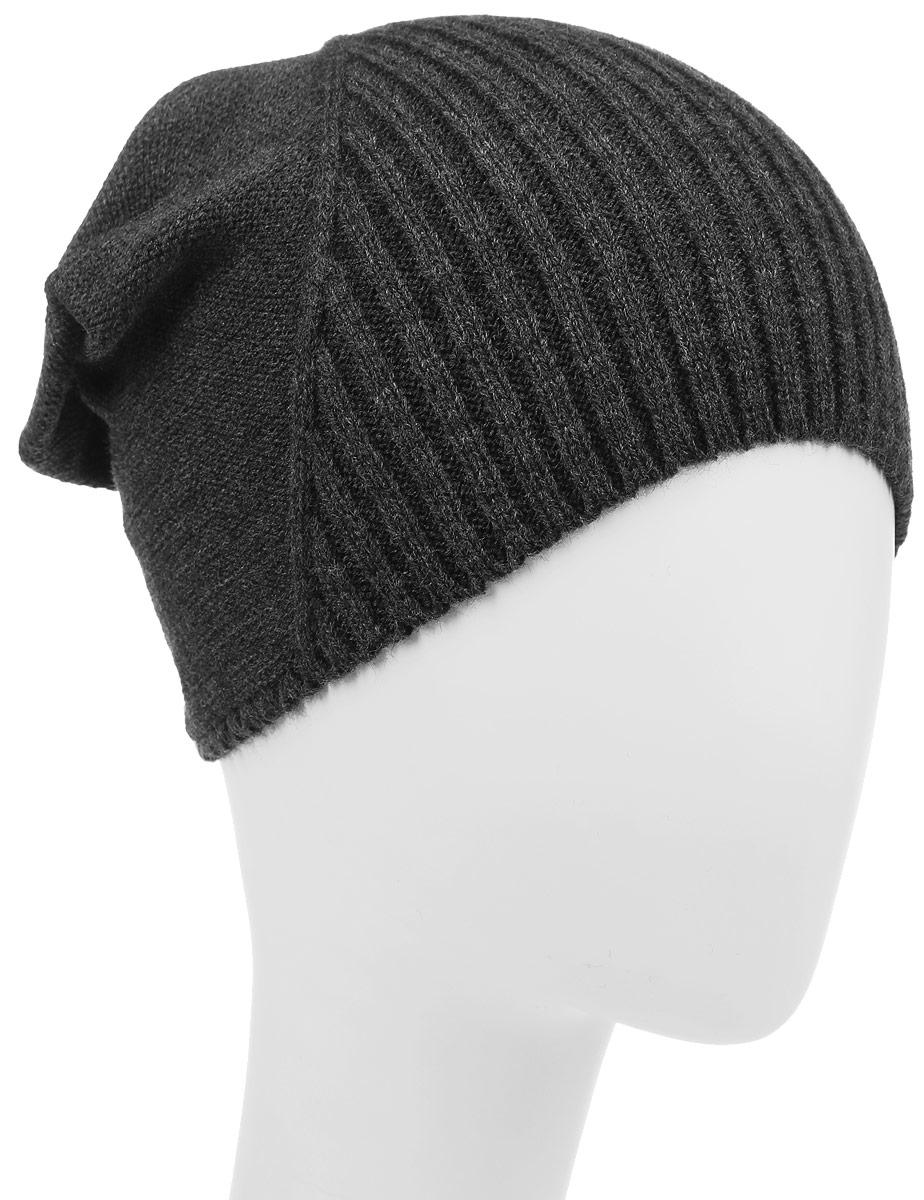 M036-22-1Теплая шапка для мальчика Concept выполнена из высококачественного акрила с добавлением шерсти. Модель с удлиненной макушкой, которая сзади закреплена металлическими кнопками. Оформлена модель в лаконичном однотонном стиле. Уважаемые клиенты! Размер, доступный для заказа, является обхватом головы.