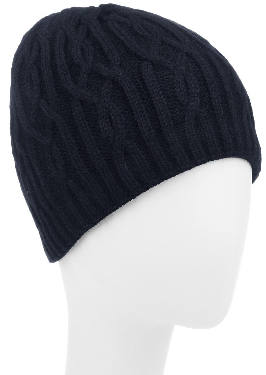 M040F-22-1Теплая шапка для мальчика Concept отлично дополнит ваш образ в холодную погоду. Изготовленная из акрила с добавлением шерсти, она необычайно мягкая и приятная на ощупь. Модель оформлена интересным вязаным узором. Уважаемые клиенты! Размер, доступный для заказа, является обхватом головы.