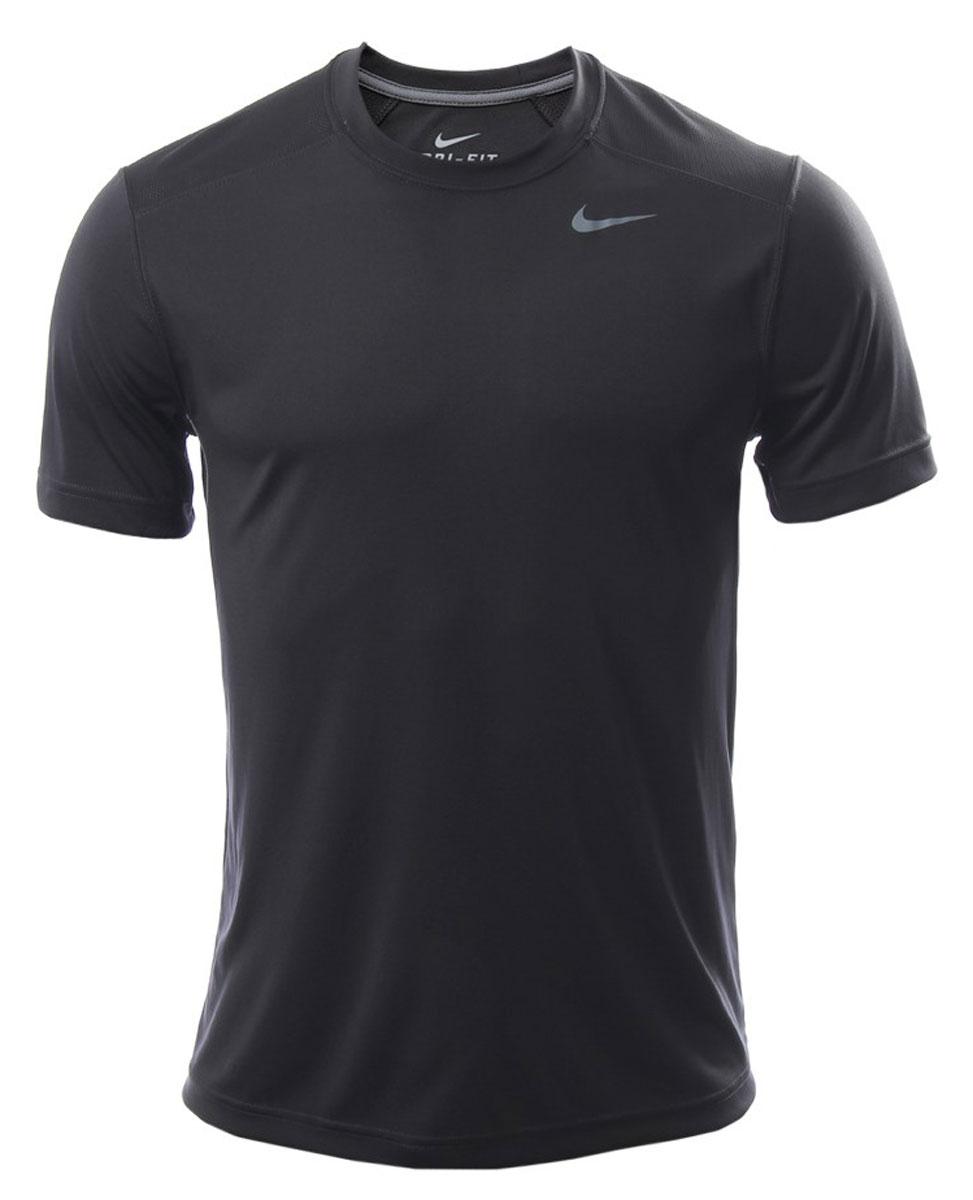 Футболка646155-060Футболка Nike Legacy обеспечивает комфорт и доступ свежего воздуха через систему сетчатой вентиляции. Прочная конструкция выдержит даже самые интенсивные нагрузки.