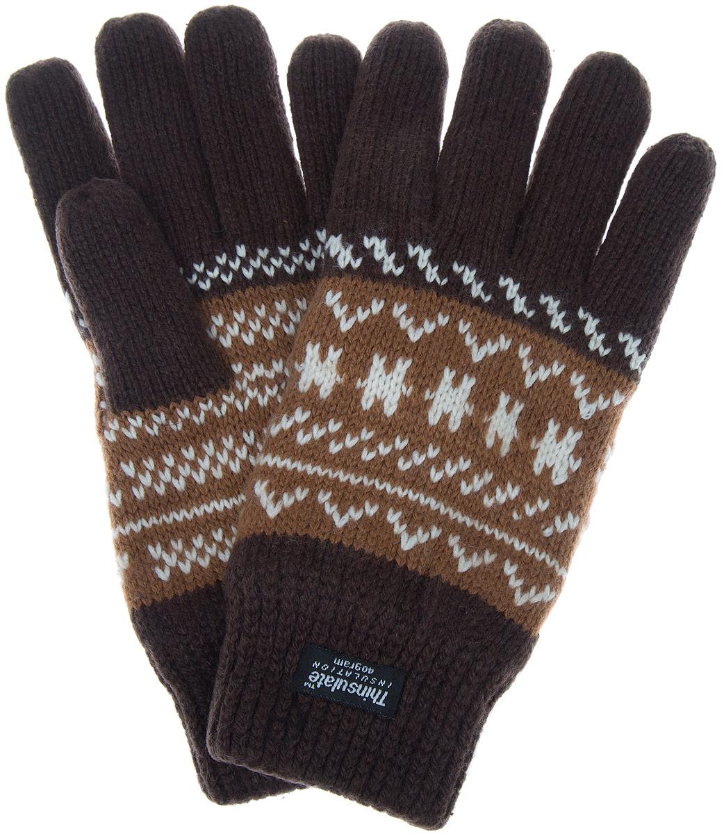 M8Теплые мужские перчатки Modo надежно защитят ваши руки от холода! Перчатки выполнены из шерсти и акрила с подкладкой из мягкого флиса. Такие перчатки станут отличным дополнением к вашему зимнему гардеробу!