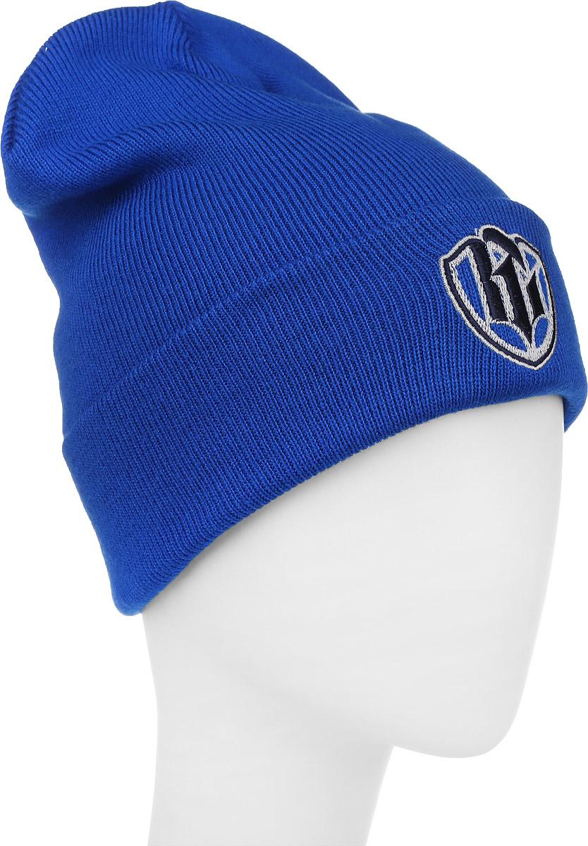 ШапкаIP170779Теплая женская шапка Vittorio Richi выполнена из шерсти и акрила. Модель с отворотом оформлена небольшой нашивкой с логотипом бренда. Уважаемые клиенты! Размер, доступный для заказа, является обхватом головы.