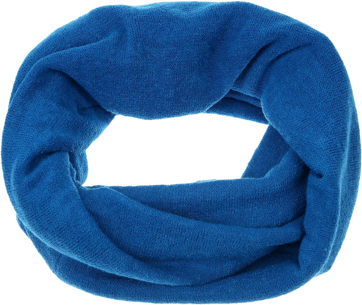 Снуд-хомутV2505-А7Женский вязаный снуд-хомут Vita Pelle станет отличным дополнением к гардеробу в холодную погоду. Изготовленный из высококачественной комбинированной пряжи, он необычайно мягкий и приятный на ощупь, максимально сохраняет тепло. Шарф-снуд мелкой вязки гармонично дополнит образ современной женщины, следящей за своим имиджем и стремящейся всегда оставаться стильной.