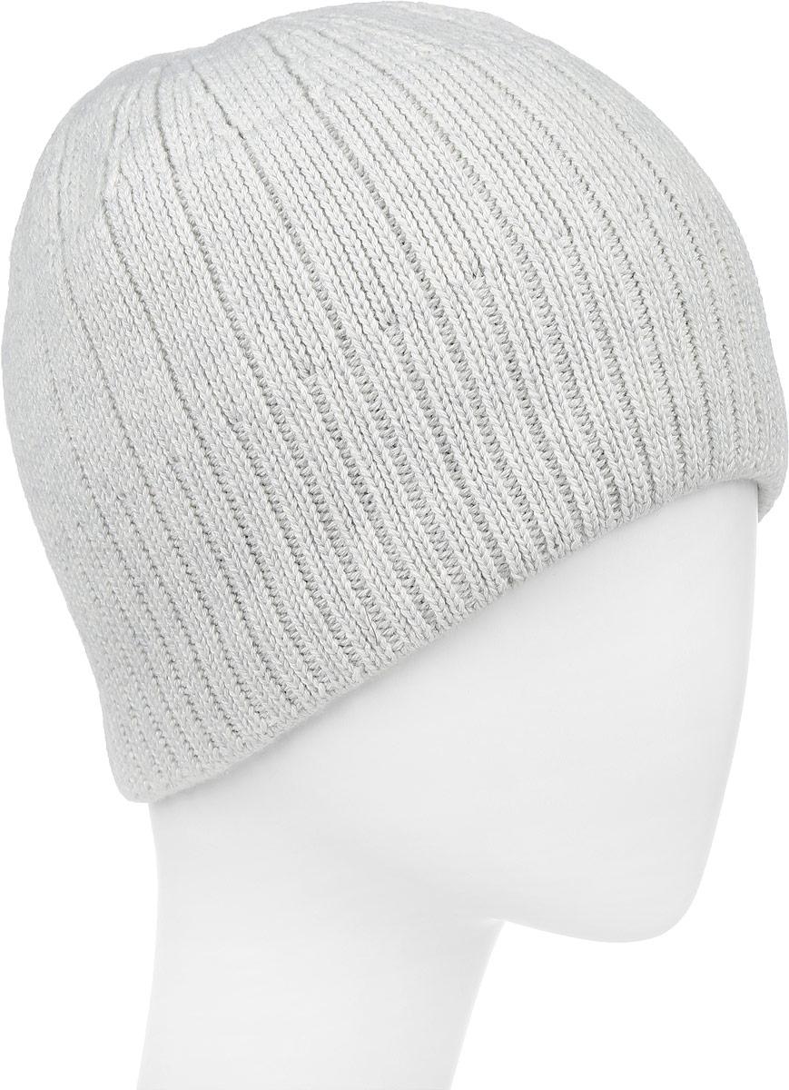 ШапкаF2251028C-22Вязаная мужская шапка Vittorio Richi выполнена из шерсти с добавлением акрила. Утепленная модель на флисовой подкладке. Уважаемые клиенты! Размер, доступный для заказа, является обхватом головы.