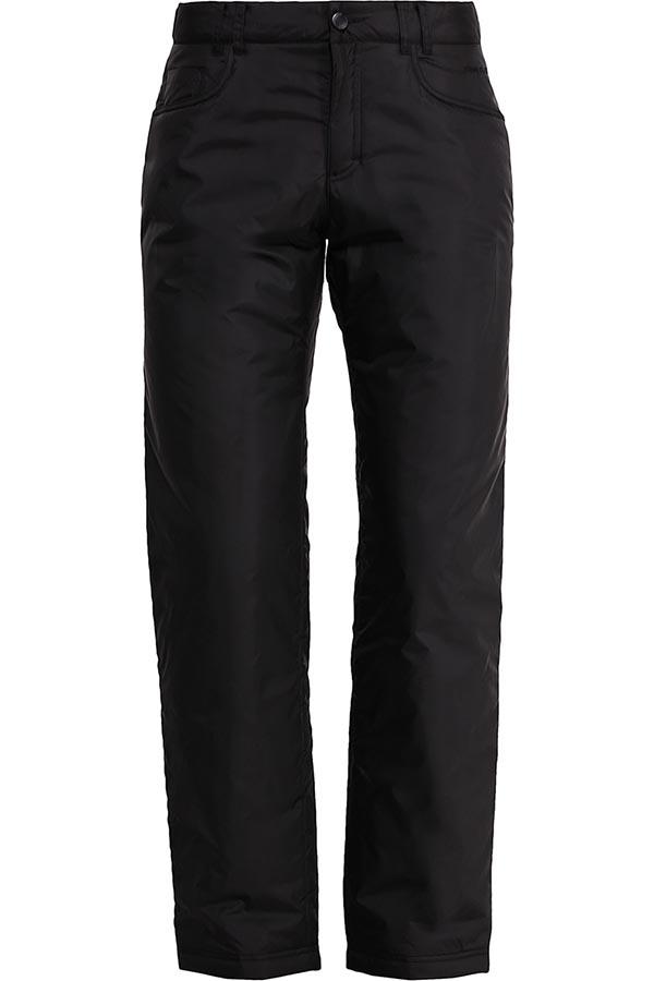 БрюкиW16-22016_200Утепленные мужские брюки Finn Flare, выполненные из 100% полиэстер. В качестве утеплителя используется полиэстер. Брюки классического кроя и средней посадки застегиваются на пуговицу в поясе и ширинку на молнии, имеются шлевки для ремня. Спереди модель оформлена двумя карманами с косыми срезами и одним маленьким накладным кармашком, а сзади - двумя накладными карманами. Талия брюк регулируется при помощи хлястика с липучками и кнопками.