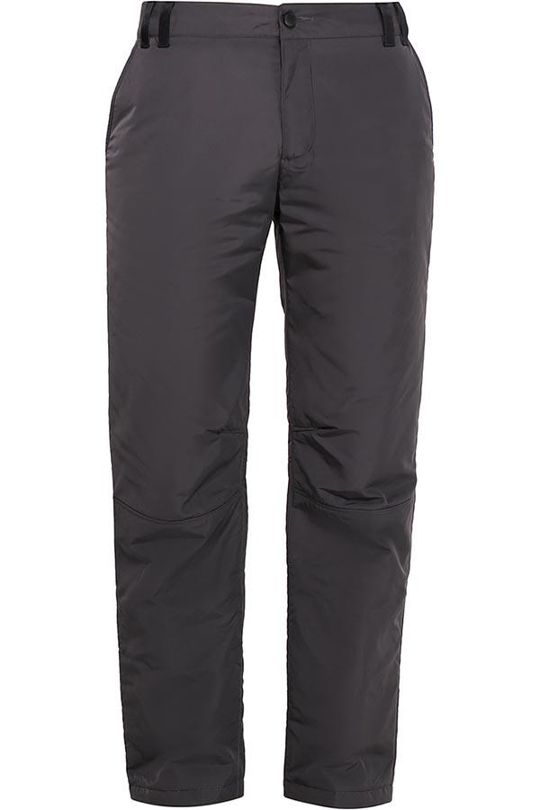 Брюки утепленныеW16-22018_202Утепленные мужские брюки Finn Flare изготовлены из высококачественного полиэстера. В качестве утеплителя используется полиэстер. Модель прямого кроя застегивается на пуговицы в поясе и ширинку на застежке-молнии. Спереди расположены два втачных кармана, сзади - прорезной карман на застежке-молнии. На поясе имеются шлевки для ремня.