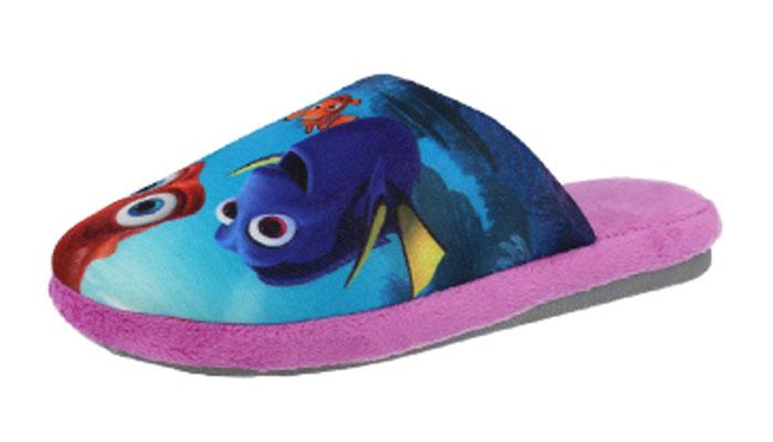 ТапочкиROMA G83Домашняя обувь. Верх обуви текстиль, подошва резина.