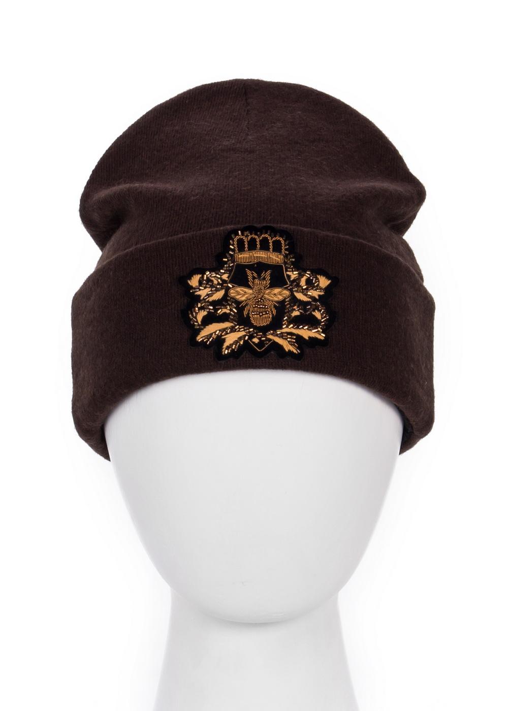 Шапка999081Женская шапка Level Pro изготовлена из комбинации вискозы, акрилика, шерсти, эластана и кашемира, подкладка - из флиса. Уважаемые клиенты! Размер, доступный для заказа, является обхватом головы.