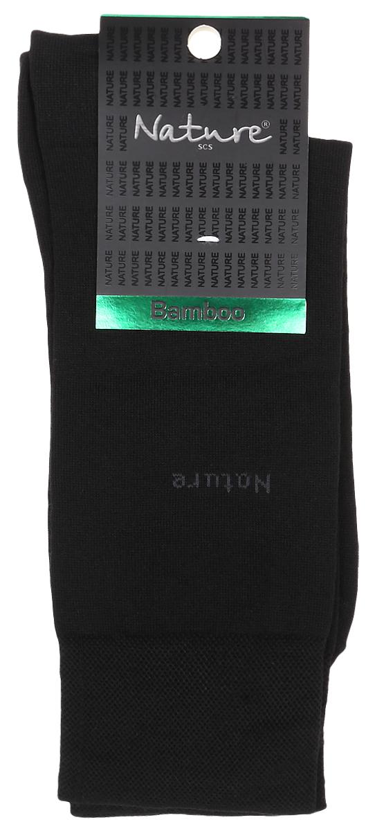 415Мужские носки Nature изготовлены из высококачественного эластичного бамбука с добавлением полиамида и эластана. Носки с классическим паголенком дополнены эластичной резинкой, которая надежно фиксирует носки на ноге.