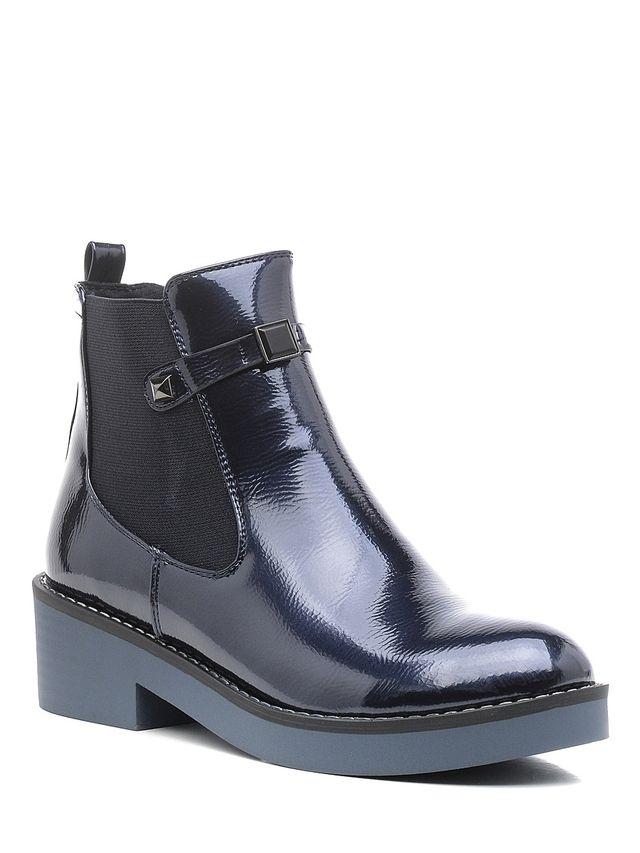 Ботинки16423Z-1-3FСтильные женские ботинки Daze выполнены из искусственной кожи. Подошва оснащена рифлением. Такие ботинки отлично подойдут для тех, кто хочет подчеркнуть свою индивидуальность.