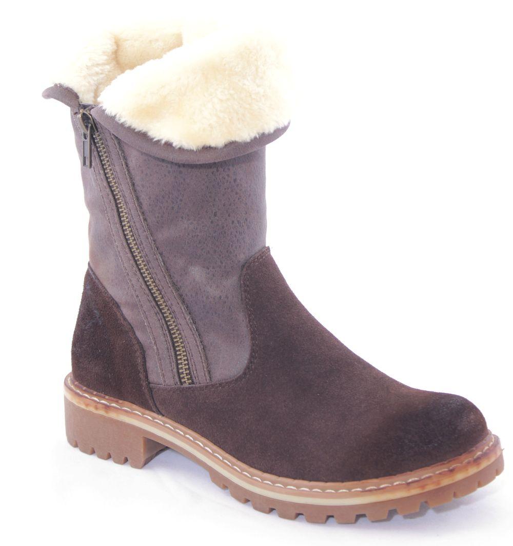 Полусапоги16817Z-3-3LОригинальные женские полусапоги Cooper - отличный вариант на каждый день. Умеренной высоты каблук устойчив. Подошва с рельефным протектором обеспечивает отличное сцепление на любой поверхности. В этих полусапогах вашим ногам будет комфортно и уютно.