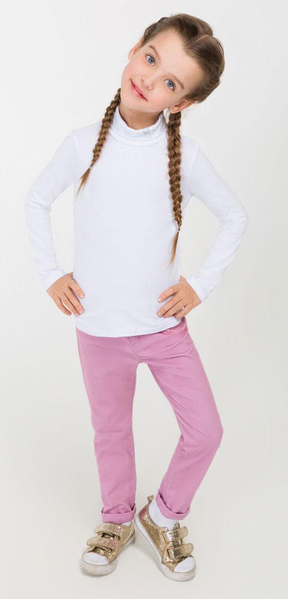 Водолазка20220100038_4400Водолазка для девочки Acoola Leirvic_ind изготовлена из высококачественного материала и оформлена на воротничке логотипом бренда. Высокий воротник надежно защищает от ветра. Базовая модель позволяет создавать стильные образы.