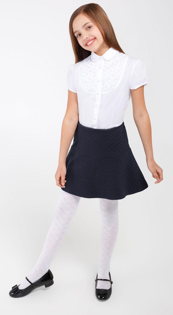 20240180009_600Стильная юбка для девочки Acoola Moss идеально подойдет для школьных будней и праздников. Изготовленная из высококачественного материала, она необычайно мягкая и приятная на ощупь. Юбка трапециевидного силуэта на талии имеет широкий эластичный пояс.