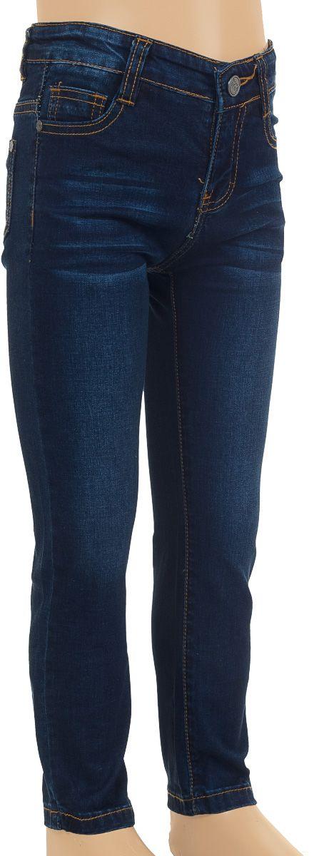 SS161B415-10Удобные джинсы для мальчика Nota Bene выполнены из хлопка с добавлением эластана. Джинсы застегиваются на пуговицу и застежку-молнию, также имеются шлевки для ремня. Объем пояса регулируется при помощи эластичной резинки с пуговицами изнутри. Спереди модель дополнена двумя втачными карманами и маленьким накладным кармашком, сзади - двумя накладными карманами.