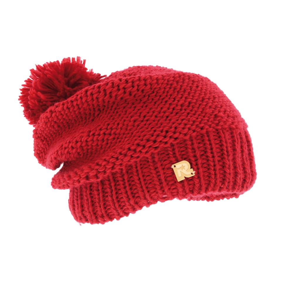 ШапкаICE 8509Теплая вязаная шапка R.Mountain выполнена из акрила и шерсти. Модель оформлена нашивкой в виде логотипа бренда. Шапка дополнена пушистым помпоном. Подкладка полностью выполнена из ворсистого плюша, который обеспечит тепло и комфорт.