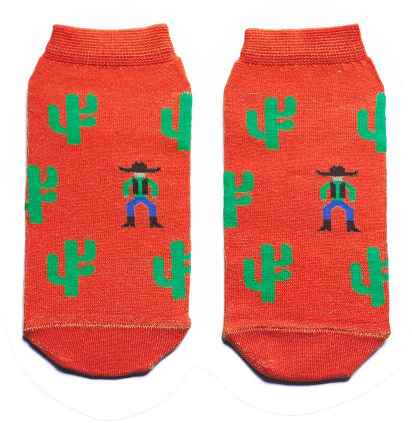 Носкиaw3122Женский носки Big Bang Socks изготовлены из высококачественного хлопка с добавлением полиамидных и эластановых волокон, которые обеспечивают великолепную посадку. Удобная резинка идеально облегает ногу и не пережимает сосуды, а укороченный паголенок придает более эстетичный вид. Модель оформлена оригинальным принтом.