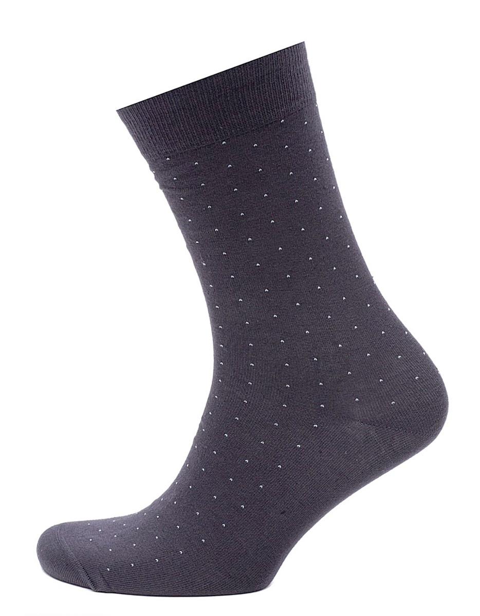 НоскиC636OМужские носки Burlesco изготовлены из высококачественного бабмука с добавлением полиамидных волокон. Носки комфортно прилегают к ноге без образования складок. Идеальны для повседневной носки. Изделие оснащено широкой эластичной мягкой резинкой. Мысок и пятка усилены. Оформлены узором в виде точек.