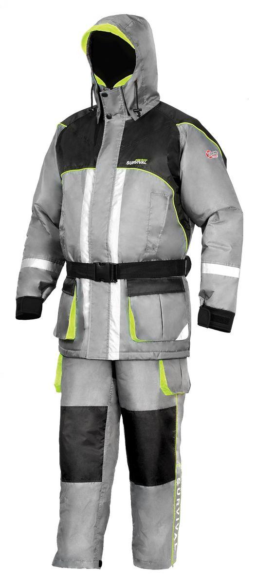 810Костюм-поплавок 2-ух частный Arctix Survival – уникальная разработка современных дизайнеров, заботящихся о благе рыболовов всего мира. Сегодня в специализированных магазинах можно приобрести любой наряд, как для летней, так и для зимней рыбалки, но аналогов костюма-поплавка пока не существует. Данный вид одежды предназначен для зимней рыбалки, которая сама по себе представляет немалую угрозу не только для здоровья, но и для жизни рыболова. Конечно, полезно проявить осторожность, выбирая место предстоящей рыбалки, но дополнительные предосторожности так же не помешают. Модель сконструирована таким образом, чтобы в случае провала под лед, вода не попала под костюм, и рыбак не промок, так же он не замерзнет, даже при очень низкой температуре воды. Но и это еще далеко не все, Костюм-поплавок 2-ух частный Arctix Survival из любого положения всплывает на поверхность воды, причем таким образом, что человек, одетый в него оказывается в положении лежа вверх лицом, что, несомненно, позволяет...