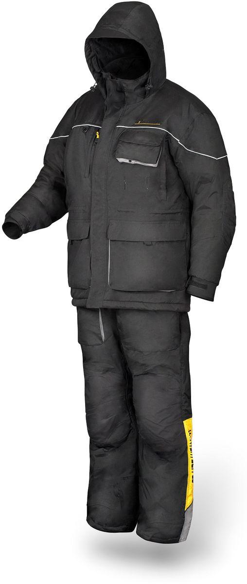 Костюм рыболовныйBW-1002-MКостюм зимний BLIND Wintertech G3 - cовершенно новый зимний костюм из Финляндии. Сшит из высококачественной ткани - 100% нейлон. Предназначен для использования при температуре -30 С°. Изготовлен из нейлона 500D с мембраной. Водо и влагонепроницаемость на 5000/5000, все швы прорезинены, а локтевые, задние и коленные части костюма усилены.