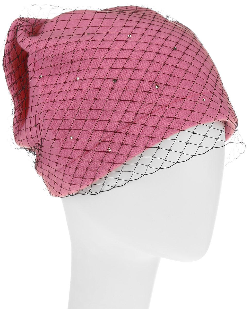 Шапка993224Женская шапка Avanta изготовлена из шерсти. Уважаемые клиенты! Размер, доступный для заказа, является обхватом головы.