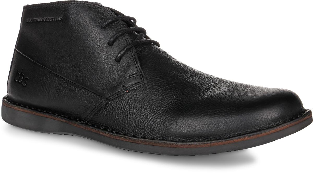 KERLEA-E8004Трендовые мужские ботинки Kerlea от TBS - модель для ценителей современной качественной обуви! Модель выполнена из натуральной кожи. Внутренняя поверхность и стелька из кожи обеспечат комфорт и уют вашим ногам. Прочная резиновая подошва гарантирует длительную носку и сцепление с любой поверхностью. Классическая шнуровка надежно фиксирует обувь на ноге. Товары бренда смело можно отнести к продукции класса люкс, ведь они просто идеальны не только по стилю, но также и по качеству.