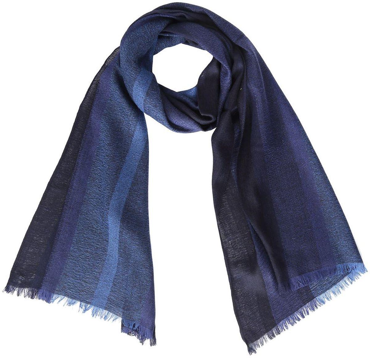 ШарфBG15165-3Мужской шарф – Fabretti из 100% шерсти приятный на ощупь, идеально дополнит Ваш образ и подчеркнет индивидуальность.