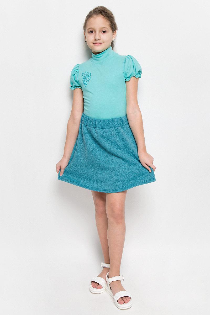 ЮбкаWA5525-28Юбка для девочки M&D подойдет вашей маленькой моднице и станет отличным дополнением к ее гардеробу. Изготовленная из вискозы с добавлением полиэстера, она мягкая и приятная на ощупь, не сковывает движения и позволяет коже дышать. Модель на поясе имеет широкую резинку, благодаря чему юбка не сползает и не сдавливает животик ребенка. В такой юбочке ваша маленькая принцесса будет чувствовать себя комфортно, уютно и всегда будет в центре внимания!