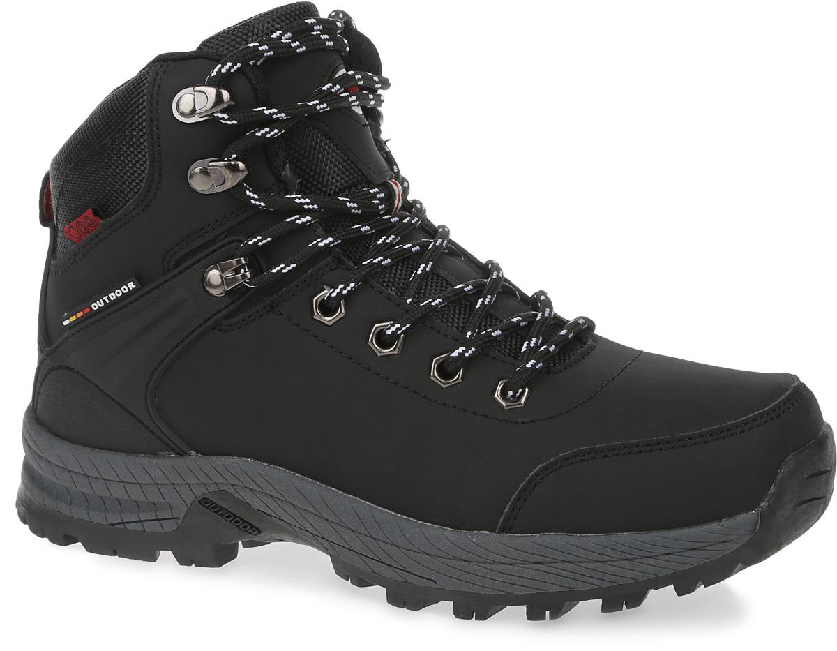 БотинкиF8174-3Стильные женские ботинки Strobbs, выполненные в спортивном стиле, прекрасно подойдут для активного отдыха и повседневной носки. Верх из микрофибры и подкладка из искусственного меха не дадут ногам замерзнуть. Удобная шнуровка надежно зафиксирует модель на стопе. Резиновая подошва с крупным протектором обеспечит хорошее сцепление с любой поверхностью. Модель маломерит на 1 размер. В таких ботинках вашим ногам будет тепло и комфортно.