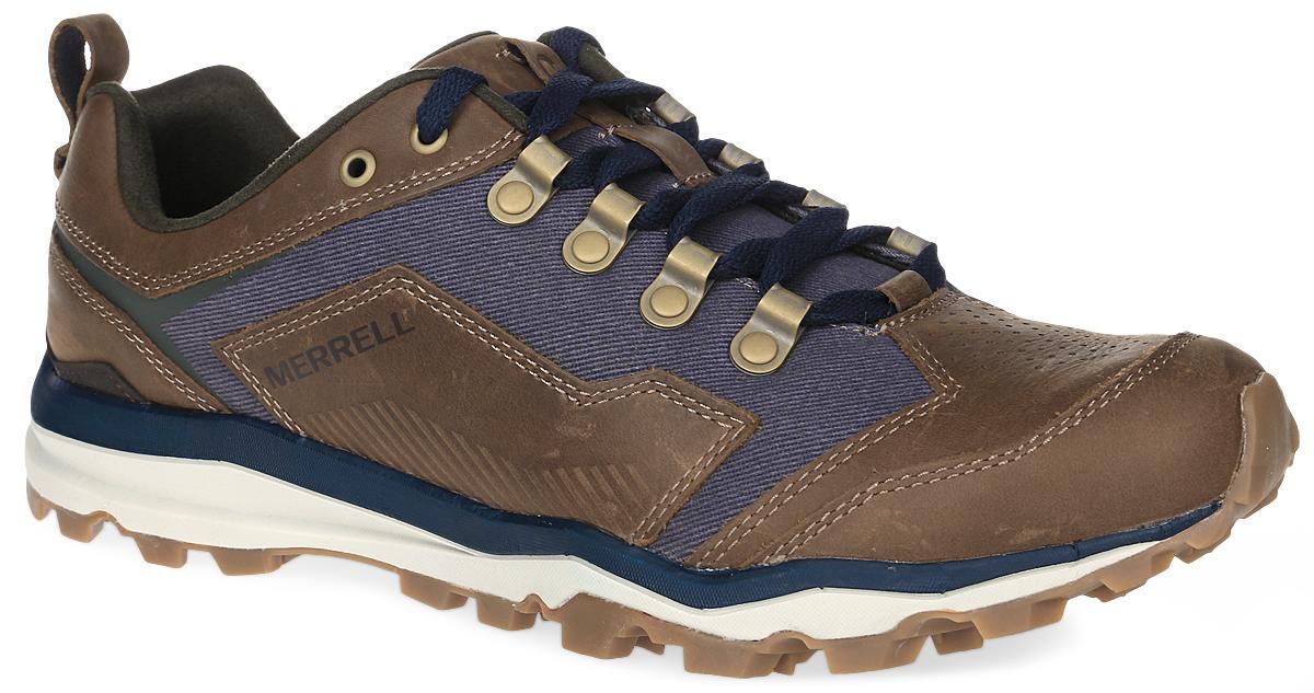 49313Мужские кроссовки Merrell All Out Crusher из натуральной кожи с элементами текстиля - это обувь, которая предназначена для походов. Особая антибактериальная пропитка M-Select Fresh устраняет характерный запах внутри ботинка. Шнуровка, пропущенная через металлические петли, крепко удерживает обувь на ноге. Нейлоновый супинатор поддерживает свод стопы и защищает от ударов. Технология Air Cushion в пяточной части обеспечит амортизацию и защитит мышцы и суставы. Износостойкая резина Merrell M-Select Grip гарантирует превосходное сцепление с поверхностью.