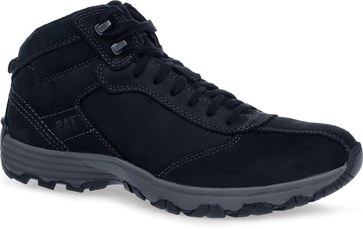 БотинкиP720718Мужские утепленные ботинки Caterpillar Loop TX с утеплением Tinsulate 200 г созданы для активного отдыха и путешествий. Верх ботинок выполнен из натуральной кожи, что позволяет чувствовать себя комфортно в любую погоду. Антиабразивные компоненты подошвы гарантируют прочность и долгий срок службы без трещин и разрывов. Резиновая подошва обеспечивает высокую степень надежности и сцепление на поверхности. Облегченная подошва, делает ботинок невесомым. Классическая шнуровка надежно фиксирует обувь на ноге.