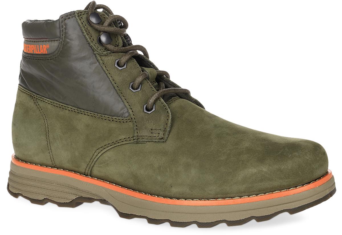 БотинкиP307993Женские ботинки Caterpillar Malena созданы как для повседневной носки, так и для путешествий и активного отдыха. Верх выполнен из натуральных материалов, что обеспечивает отличную посадку на ноге, мягкость и легкость обуви. Облегченная подошва Ease делает ботинок невесомым. Утеплитель Thinsulate устойчивый к сжатию, компактный, тонкий, износостойкий синтетический утеплитель. Аккумулирует тепло выделяемое при движении и обеспечивает вентиляцию. Резиновая подошва обеспечивает высокую степень надежности и сцепление на поверхности. Классическая шнуровка надежно фиксирует обувь на ноге.