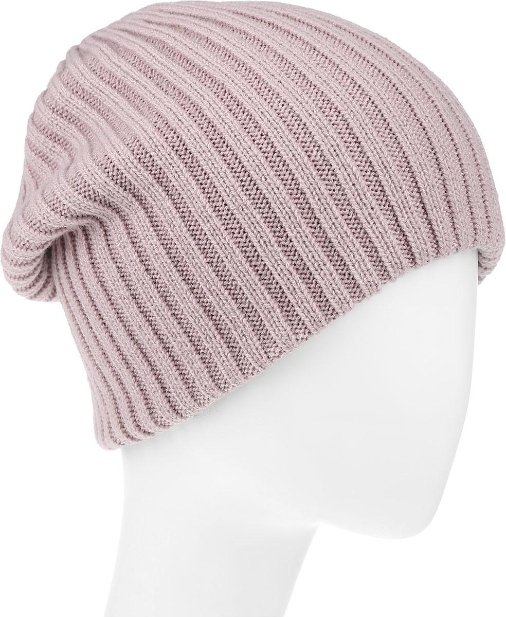 4-075Женская шапка Leighton Trend изготовлена из шерсти с добавлением акрила. Модель оформлена вертикальной вязкой. Уважаемые клиенты! Размер, доступный для заказа, является обхватом головы.
