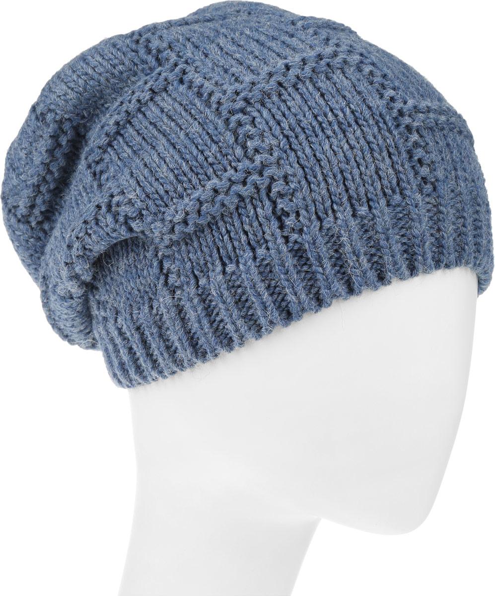4-078Женская шапка Leighton Trend изготовлена из шерсти с добавлением акрила. Модель оформлена объемной вязкой и по низу дополнена вязаной резинкой. Уважаемые клиенты! Размер, доступный для заказа, является обхватом головы.