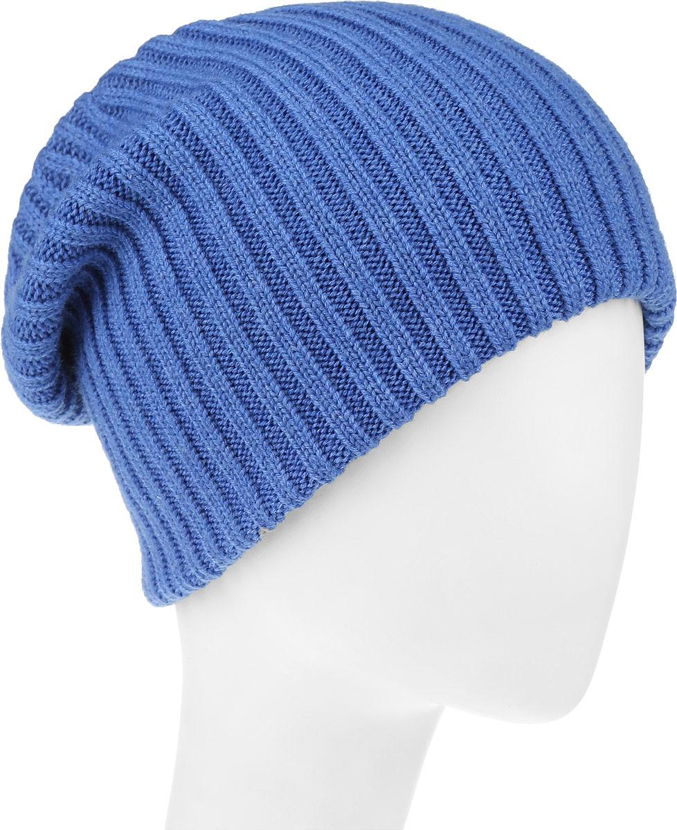 Шапка4-075Женская шапка Leighton Trend изготовлена из шерсти с добавлением акрила. Модель оформлена вертикальной вязкой. Уважаемые клиенты! Размер, доступный для заказа, является обхватом головы.