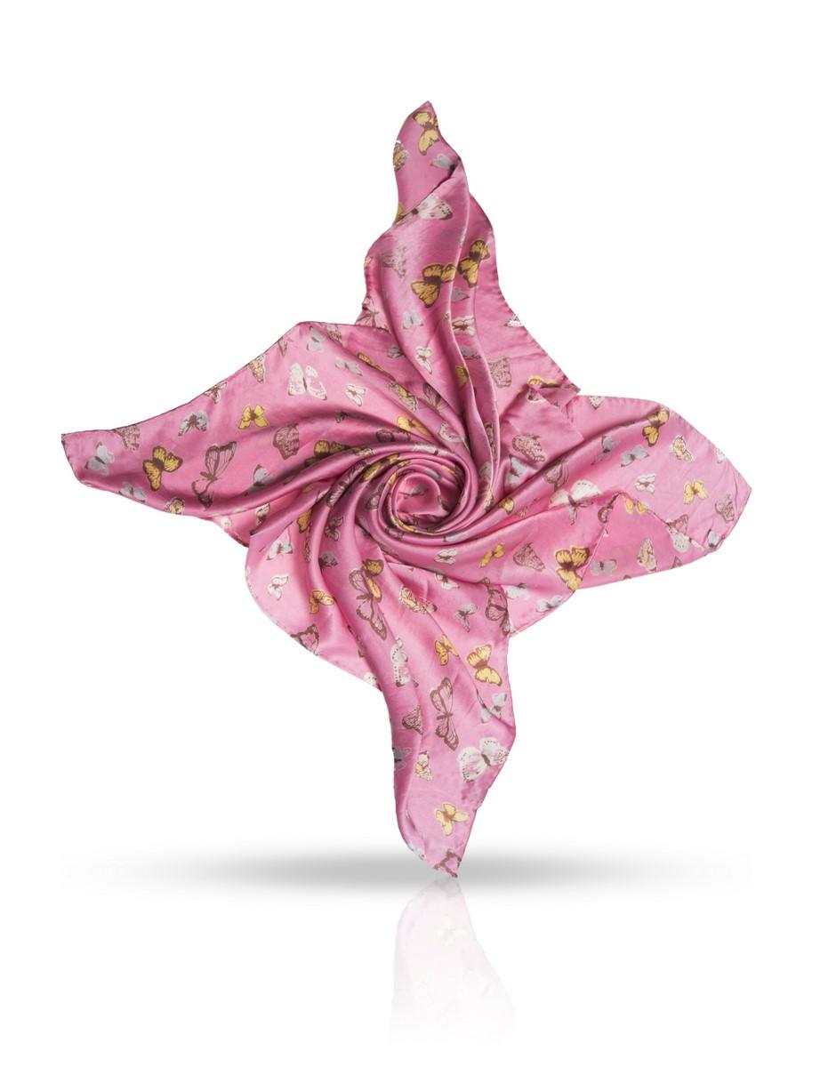 ПлатокSS.KV-GEOMETRIC/GREYИзумительный шелковый женский платок Michel Katana станет изысканным аксессуаром, который подчеркнет ваши индивидуальность и очарование. Модель изготовлена из 100% шелка и оформлена красивым узором. Дизайн полотна придает модели удивительно динамичное и яркое настроение.