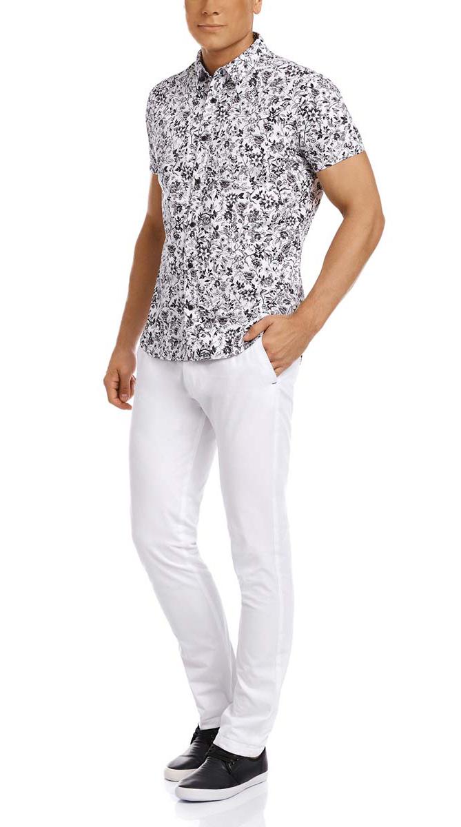 Рубашка3L410076M/19370N/1029F