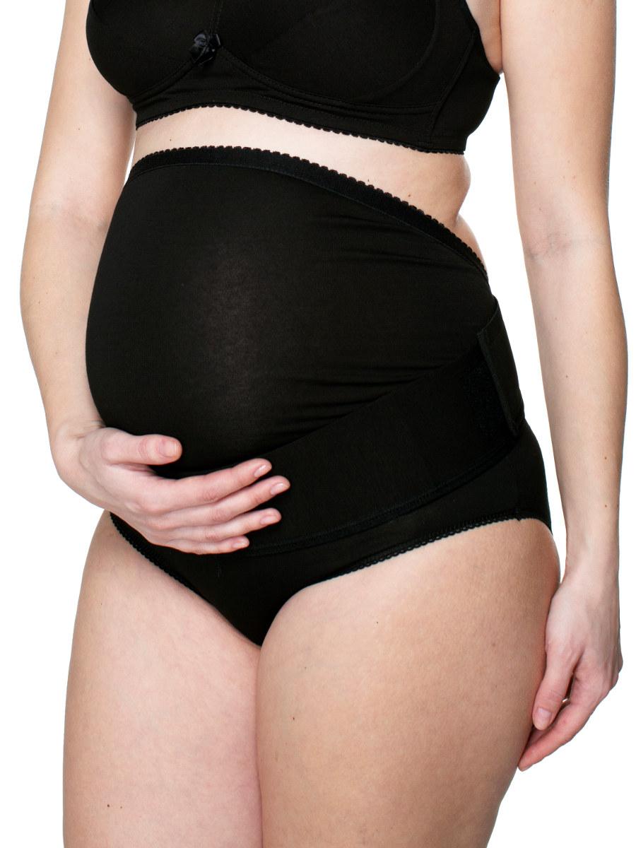 0845Дородовой бандаж ФЭСТ рекомендован Российским обществом акушеров-гинекологов. Согласно исследованиям, ношение бандажа минимизирует вероятность угрозы прерывания беременности, преждевременных родов, появления растяжек на коже. Носить бандаж рекомендуется в следующих случаях: с 20-24 недели беременности, при акушерской патологии, несостоятельности мышц передней брюшной стенки и тазового дна, искривлении позвоночника и болях в пояснице, а также в случае, если женщина находится в вертикальном положении более трех часов в день. Носить бандаж следует не более 10 часов в сутки. Модель бандажа (животик) позволяет легко менять нижнее белье. Застежка велькро - для регулирования степени поддержки. Перед выбором проконсультируйтесь с акушером-гинекологом.