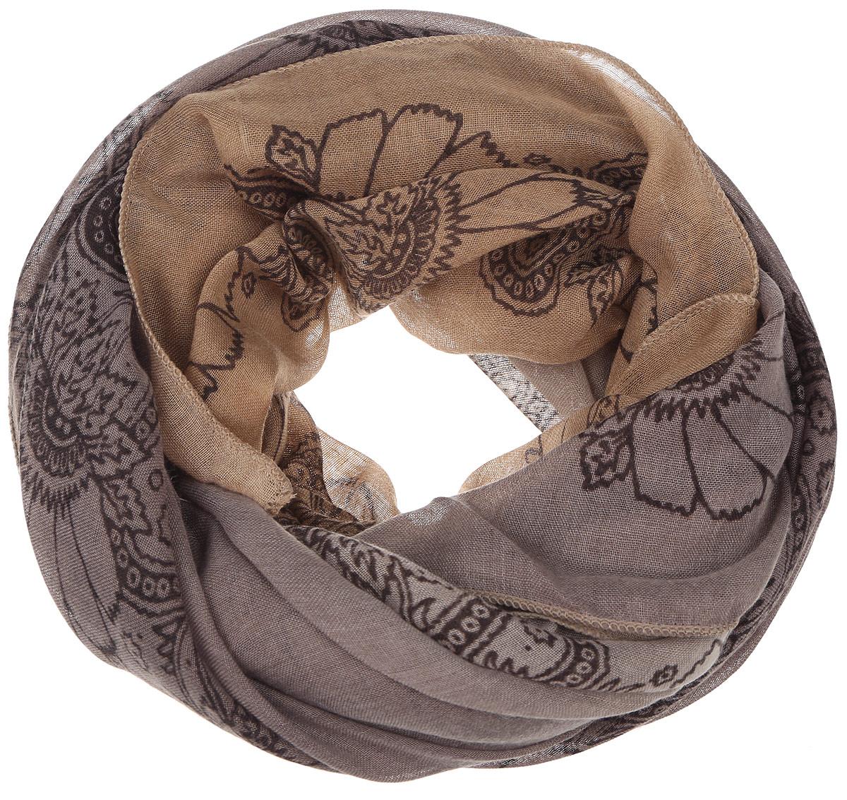 YY-11675-11Элегантный палантин Sophie Ramage изготовлен из высококачественного модала с добавлением шелка. Оформлена модель стильным цветочным принтом. Палантин красиво драпируется, он превосходно дополнит любой наряд и подчеркнет ваш изысканный вкус.