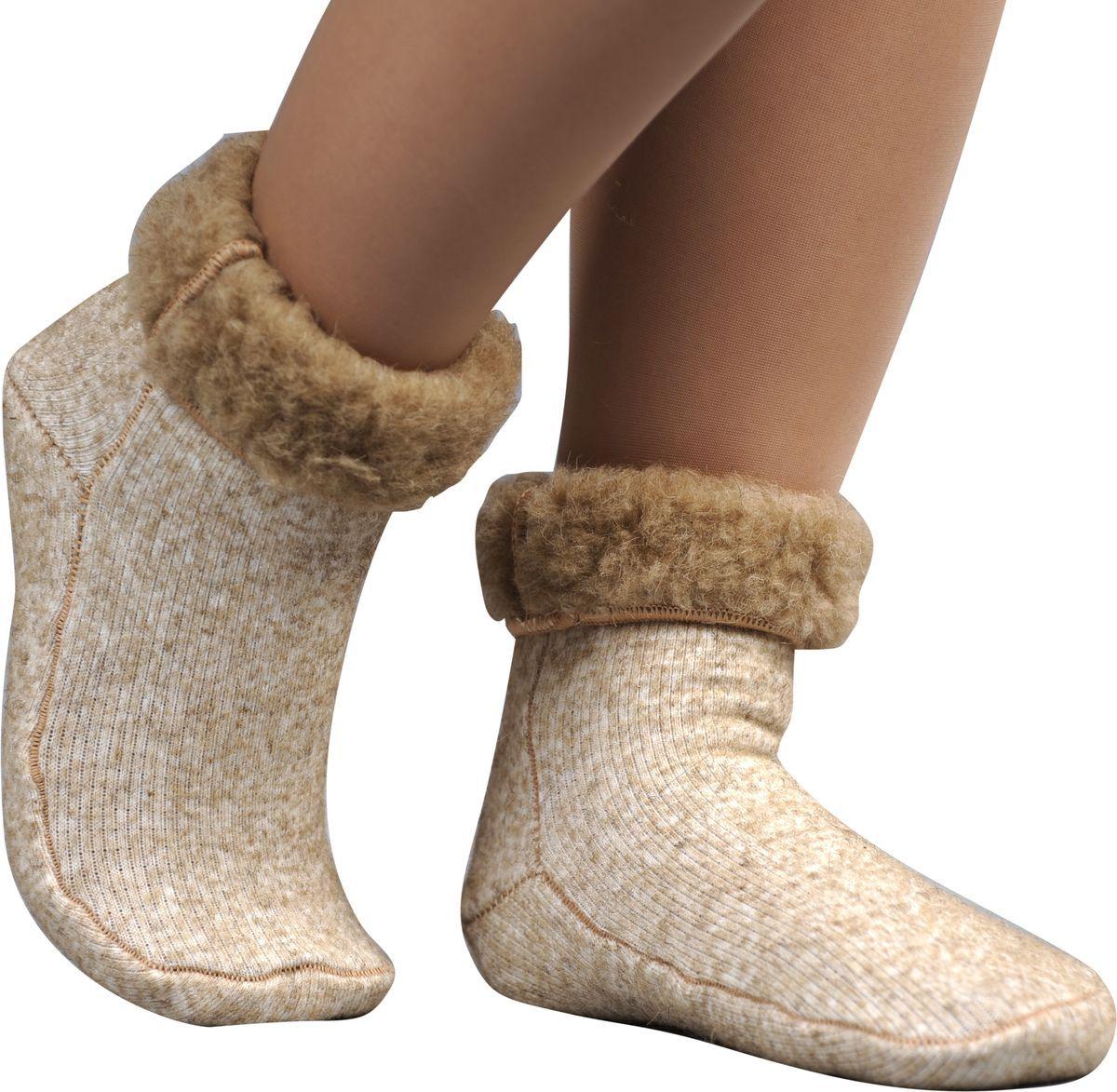 Носки040901-0400.18Компрессионные носки Holty изготовлены из натуральной овечьей шерсти. Мягкие согревающие носки имеют эластичную резинку, которая надежно фиксирует их на ноге.