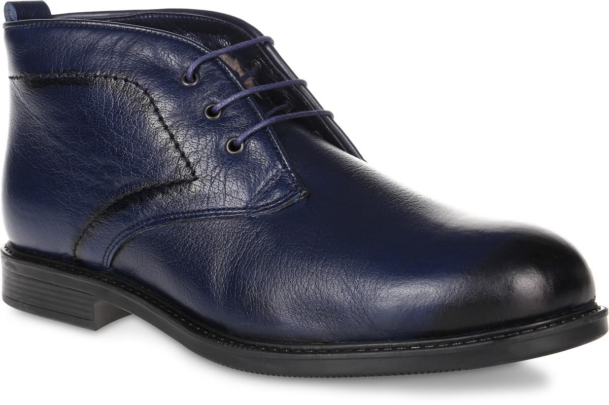 92-236-02-7Мужские ботинки от Paolo Conte выполнены из натуральной кожи. Подъем модели оформлен шнуровкой. Подкладка и стелька изготовлены из натурального меха. Резиновая подошва оснащена рифлением.
