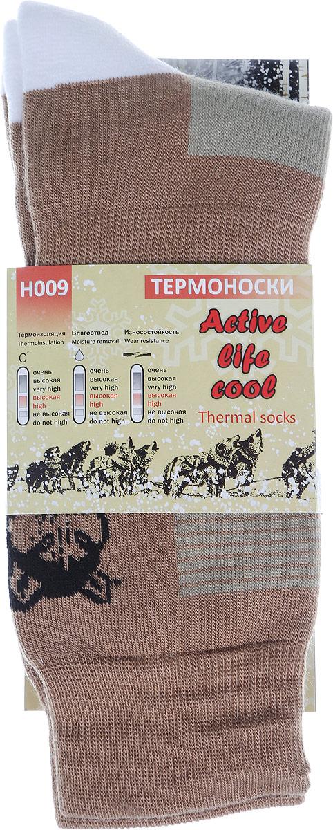 ТермоноскиH009Мужские термоноски Haski предназначены для ежедневного использования в холодную погоду. Модель выполнена из акрила, полиамида, мериносовой шерсти и эластана. Содержащиеся в составе волокна шерсти овец мериносов позволяют максимально сохранить тепло и обеспечивают приятную легкость и дополнительный комфорт. Длина носка подобрана оптимально для наилучшего сохранения тепла. Наличие синтетических нитей заметно повышает износостойкость модели.