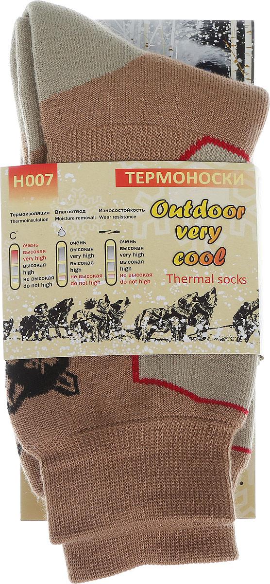 ТермоноскиH007Мужские термоноски Haski предназначены для длительного нахождения на улице в холодную и очень холодную погоду. Многозональная модель выполнена из акрила, полиамида, мериносовой шерсти и кордура. Модель имеет увеличенную толщину для максимального сохранения тепла. Шерсть мериносов отлично сохраняет тепло, впитывает влагу и поглощает запах.