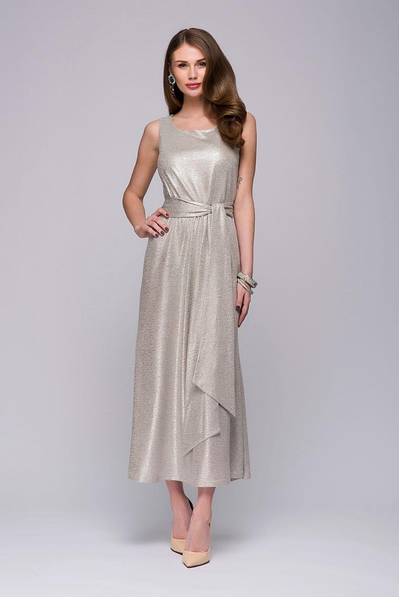 ПлатьеDM00710Яркий пример утонченной лаконичности. Выполненное преимущественно из хлопка платье 1001 Dress создает нежный и в то же время элегантный образ. Отлично подойдет для праздника.