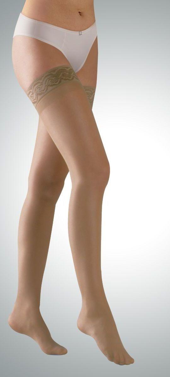 212-7006Компрессионные чулки Avicenum 70 улучшают кровообращение, являются эффективным средством профилактики варикозного расширения вен, предотвращают возникновение отечности и снижают ощущение боли и усталости в ногах. Класс компрессии: профилактический