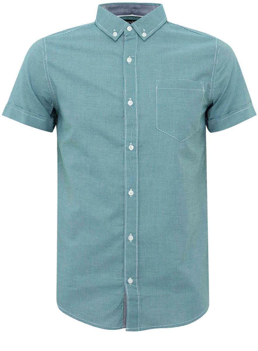 Рубашка3L410006Q/34482N/6C10C