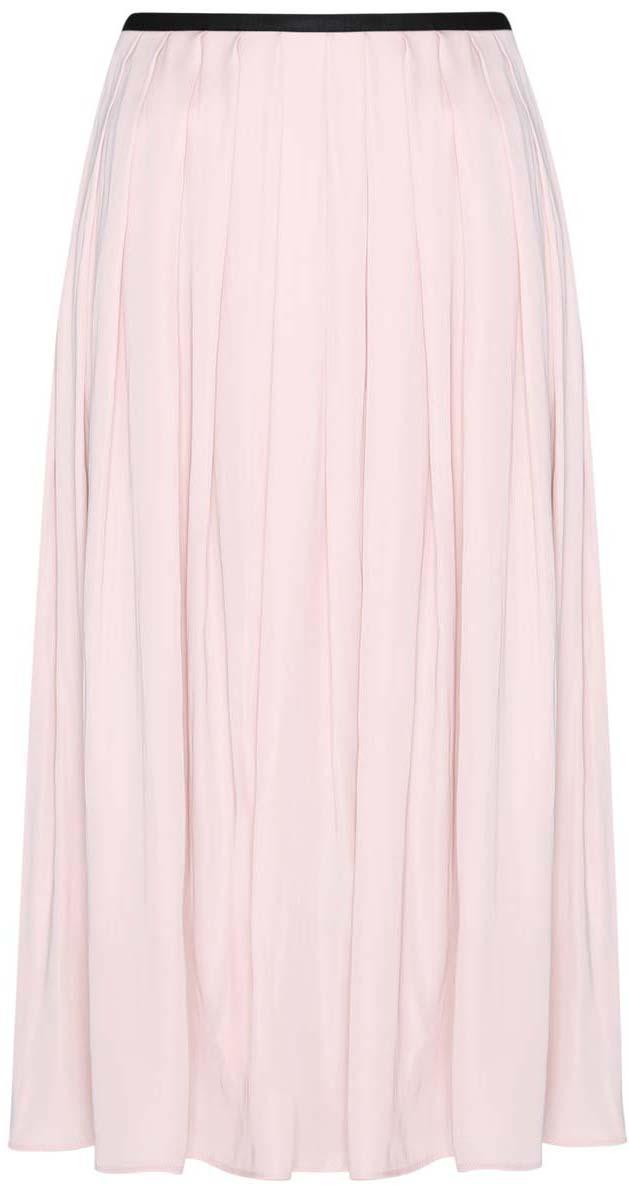 11600379-1/42662/7000NПлиссированная юбка oodji Ultra полностью выполнена из полиэстера. Модель-миди застегивается на застежку-молнию сбоку.