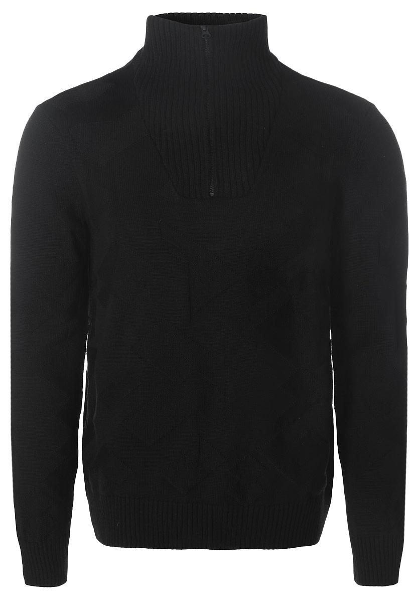 MX3001332_MN_PLV_010Вязаный мужской свитер Mexx идеально подойдет для повседневной носки. Модель не стесняет движений, обеспечивая комфорт при носке. Свитер с воротником-стойкой и длинными рукавами застегивается сверху на молнию. Низ изделия, манжеты и воротник связаны резинкой. Дизайн и расцветка делают этот свитер стильным предметом мужской одежды. Он подарит вам тепло, уют и комфорт!